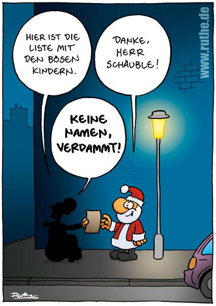 Schäuble Xmas
